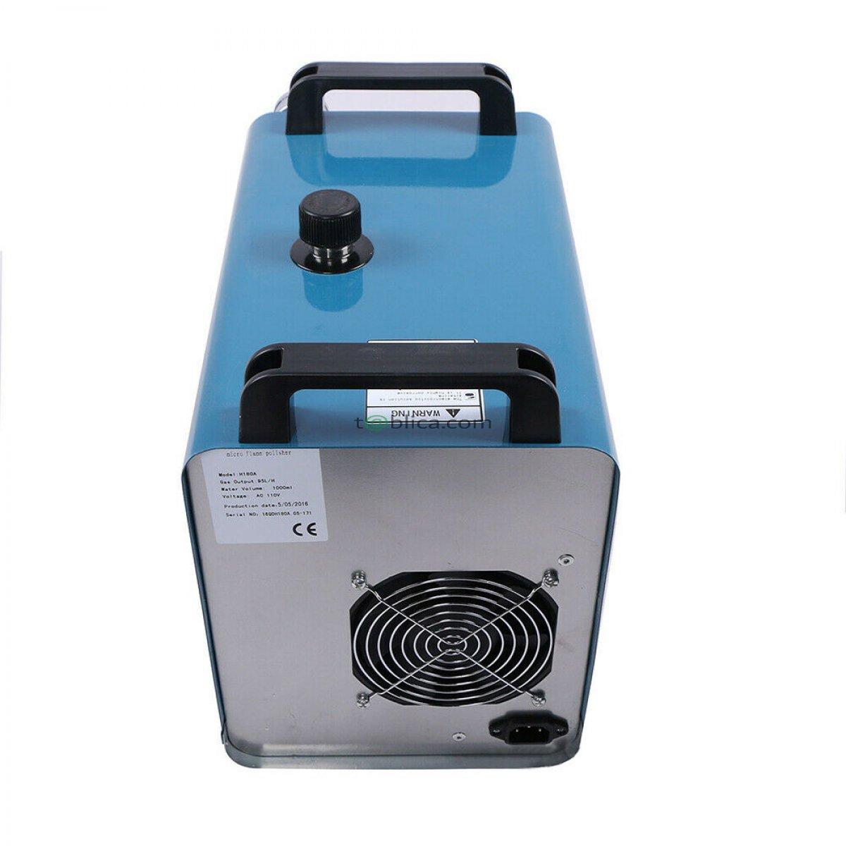 Generator wodoru HHO 95L/H, palnik.