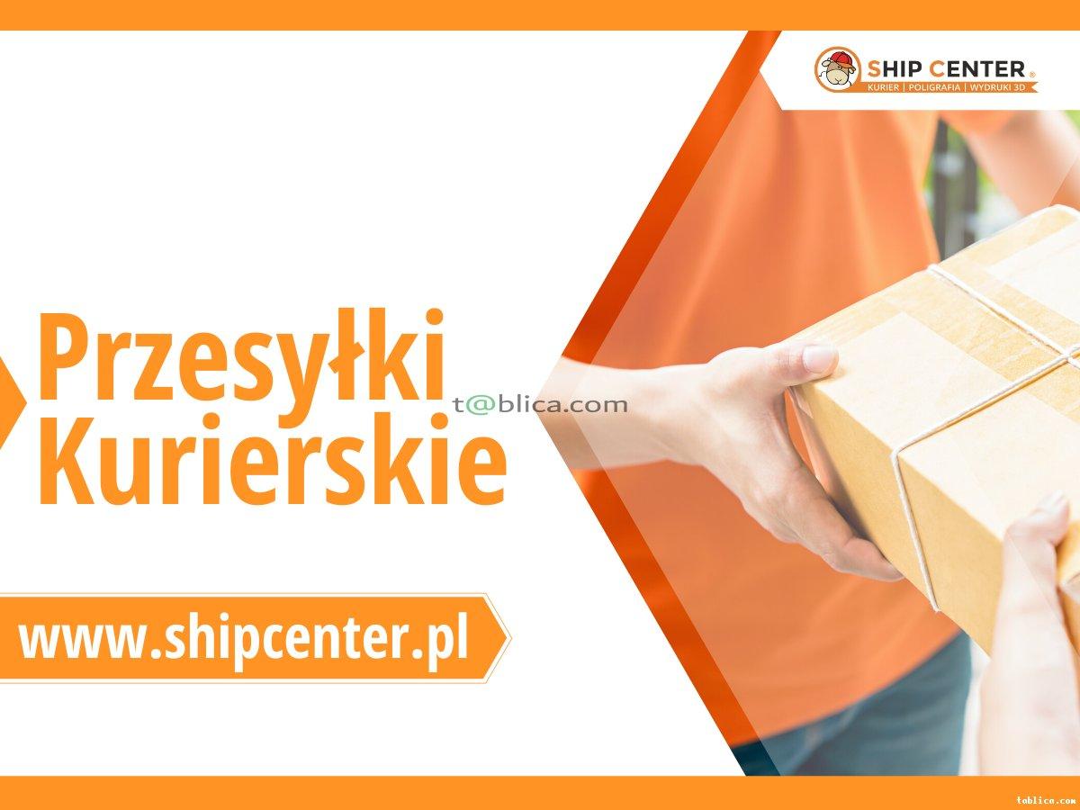 Tanie przesyłki kurierskie Mońki  SHIP CENTER Al. Wojs