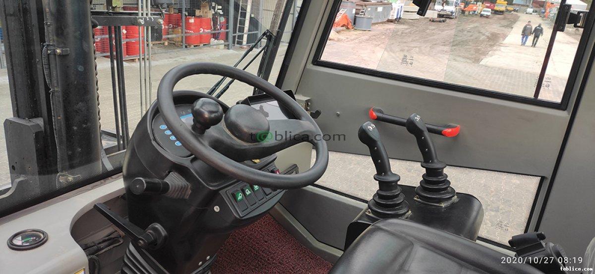 Wózek  widłowy HNF 120