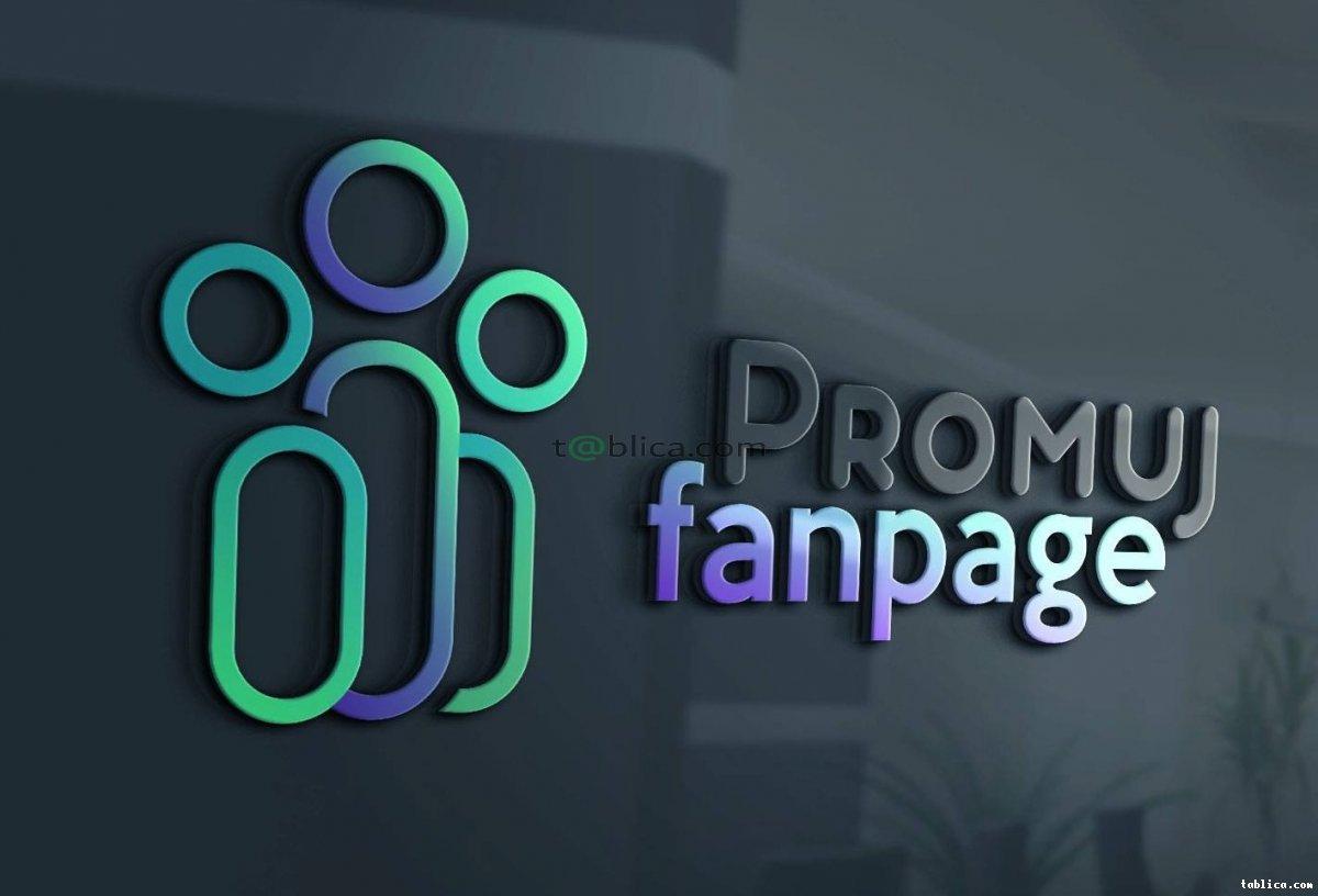 Prowadzenie profilu Fanpage,reklamy na Facebooku, prow