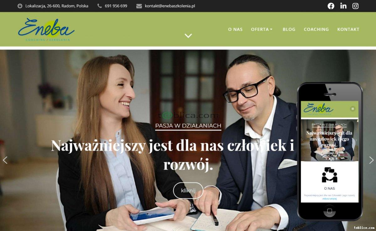 TaniaWWW -Twoja strona internetowa już od 390 złotych!