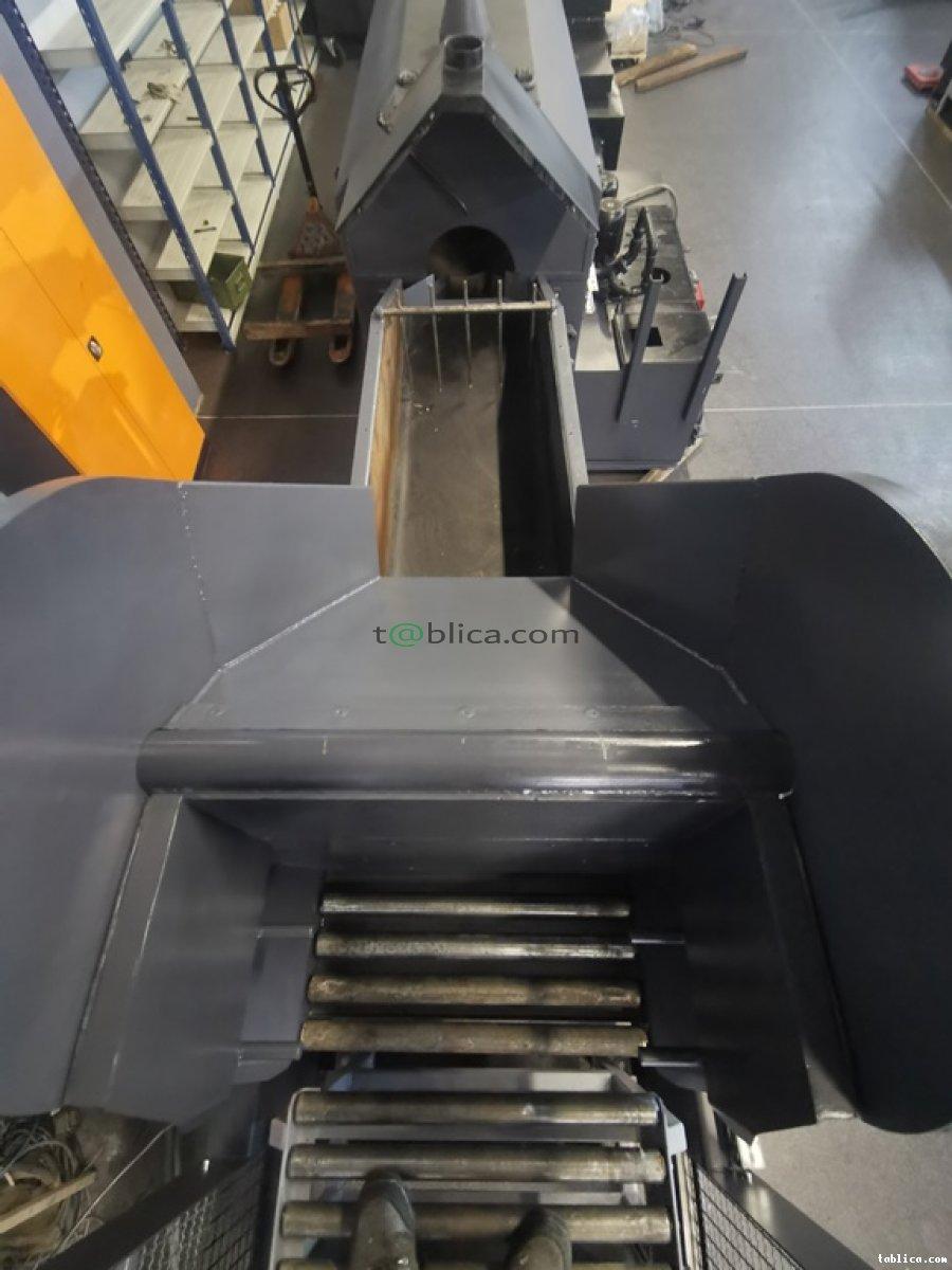 myjka natryskowa ciśnieniowa-tunelowa do śrub TRW 500-