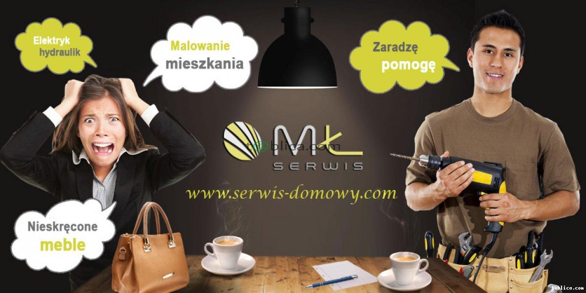 Złota Rączka Warszawa Piaseczno Józefosław Magdalenka