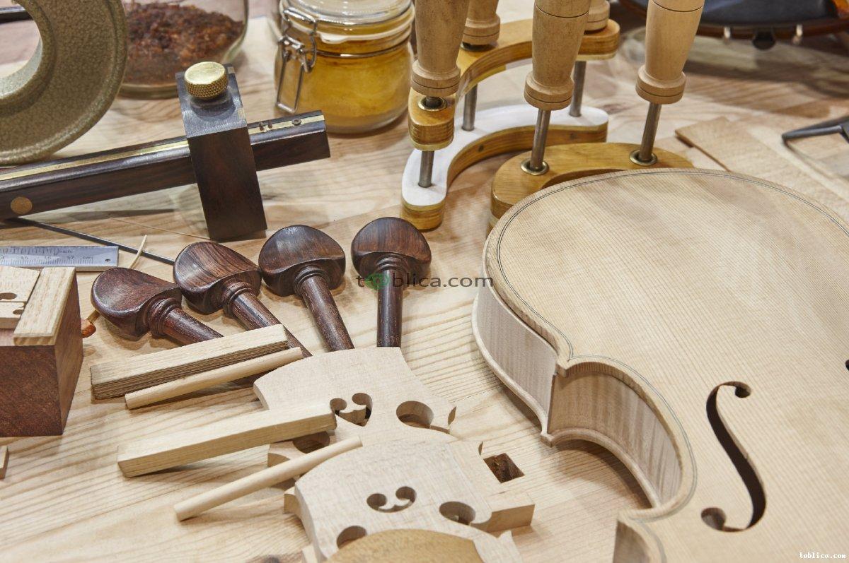 Lutnik - Pracownia Lutnicza Instrumentów