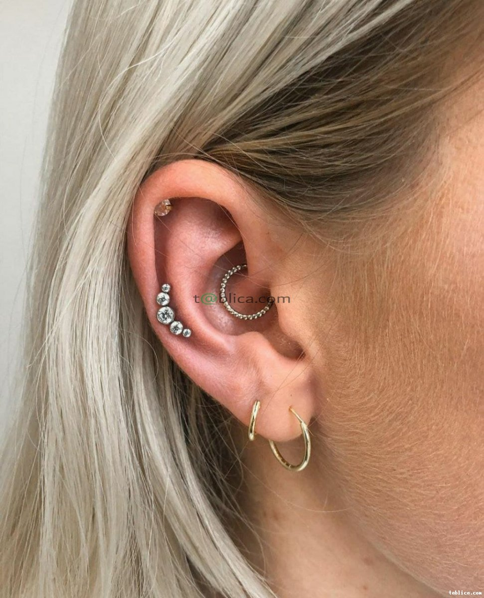 Piercing - Vean Tattoo Olsztyn