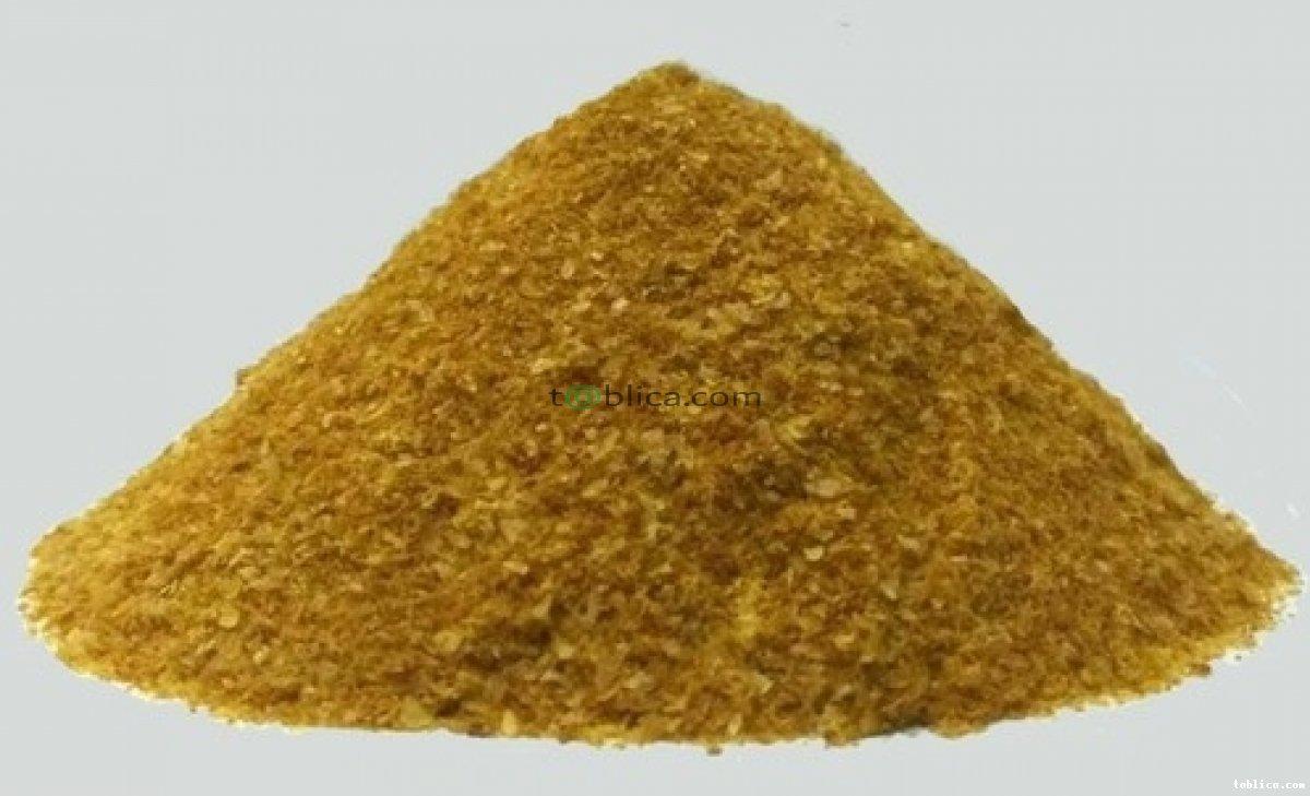 Śruta Kukurydziana gnieciona kukurydza i kukurydza CCM
