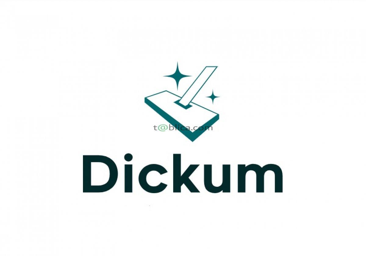Dickum - Sprzątanie
