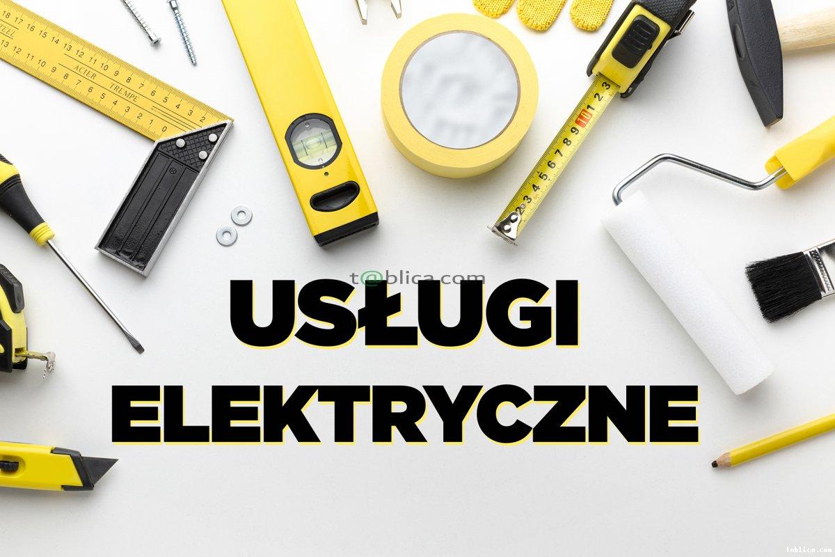 Usługi elektryczne Poznań i okolice