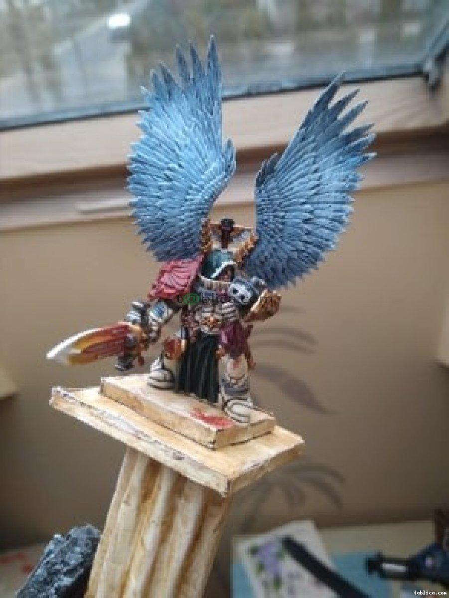 Malowanie figurek do gier bitewnych Warhammer