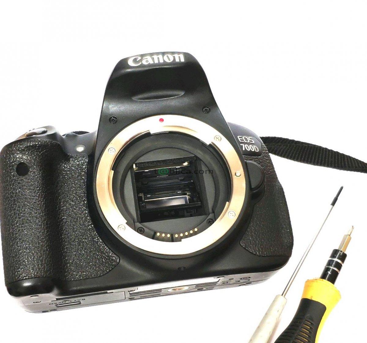 CANON Serwis Naprawa Aparatów Fotograficznych POZNAŃ