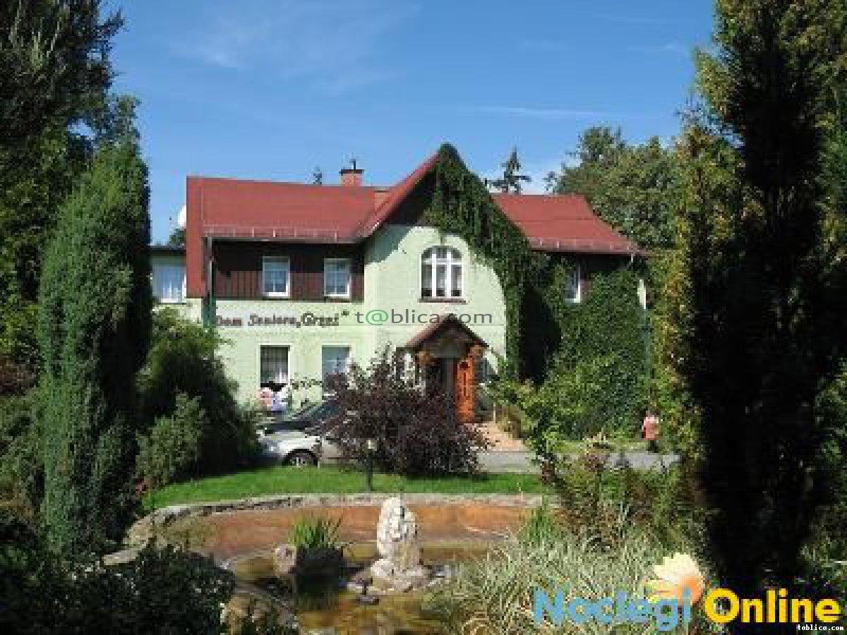 Dom Seniora Karpacz dysponuje wolnymi miejscami.