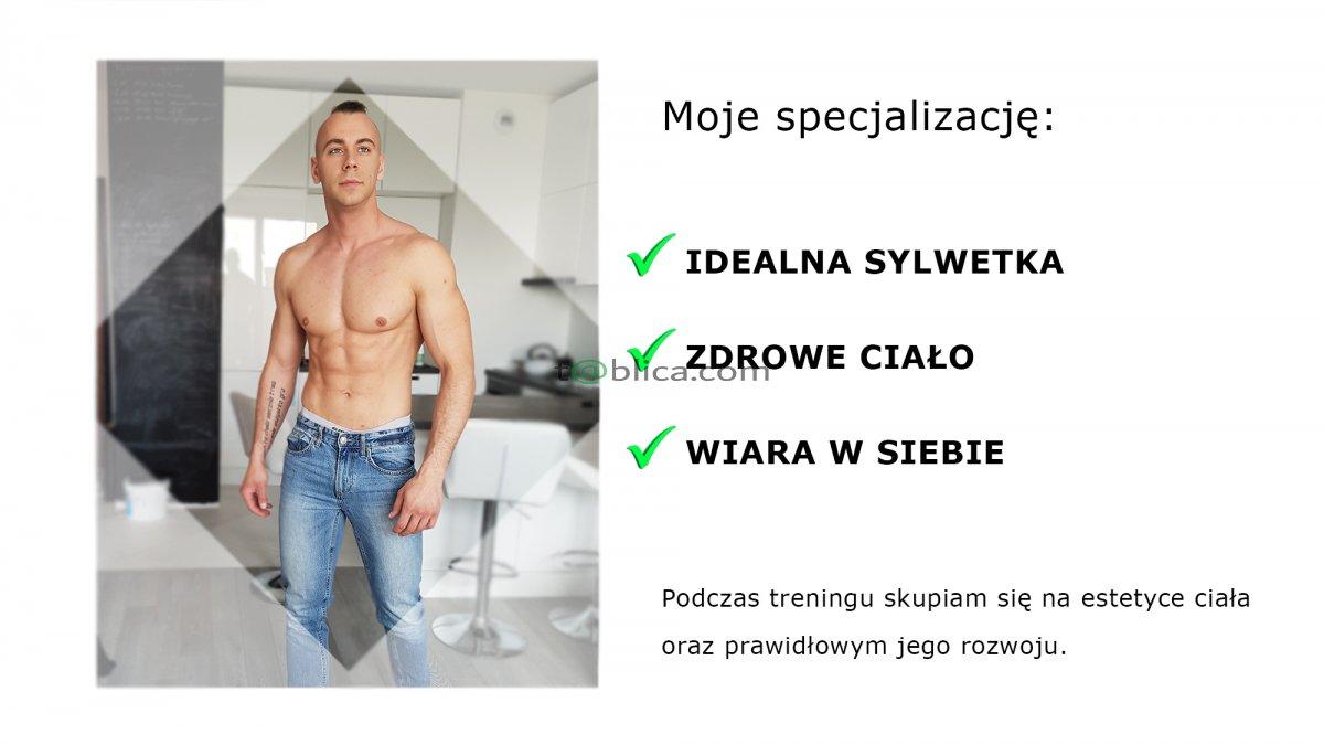 Trener Personalny Klub Fitness McFIT Ochota Zawiszy