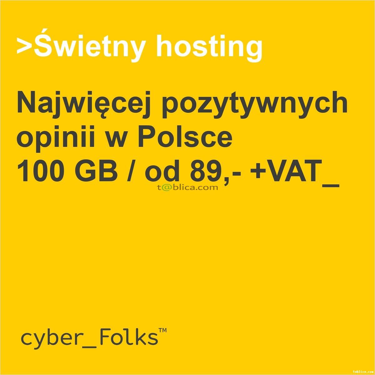 cyber Folks kod rabatowy szybki i wydajny serwer w świ