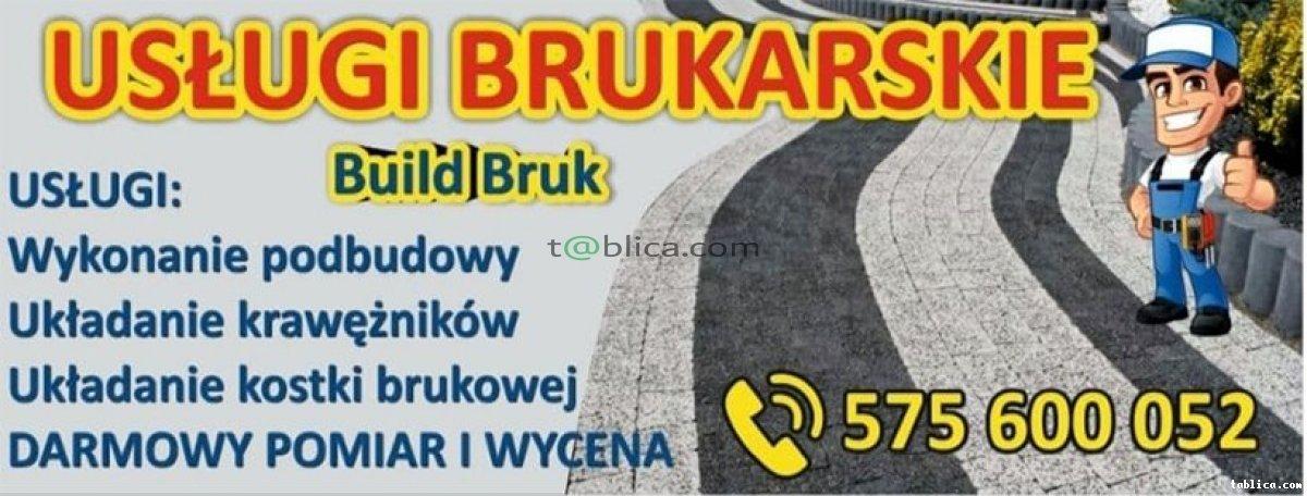 «Build Bruk» - oferuje profesjonalne usługi brukarskie