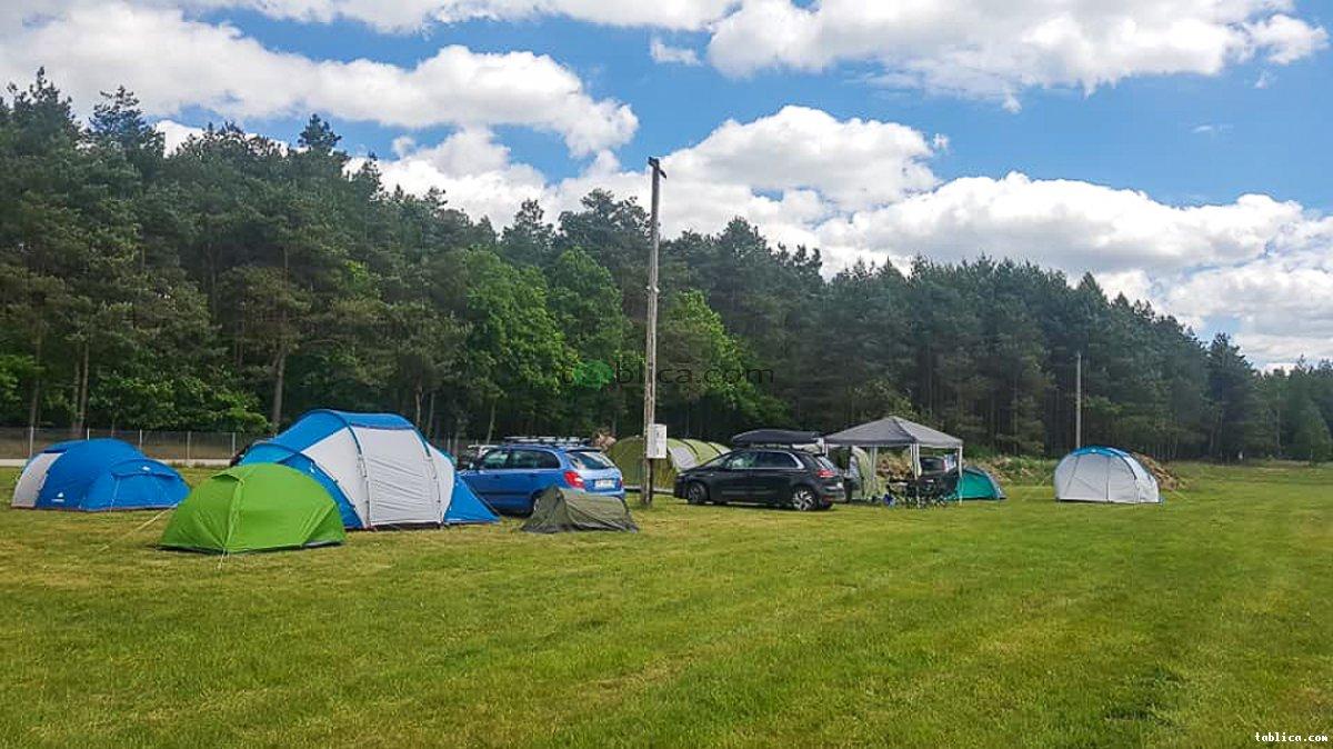 Camp-KAJAKOWO Pole Biwakowe zaprasza w 2021
