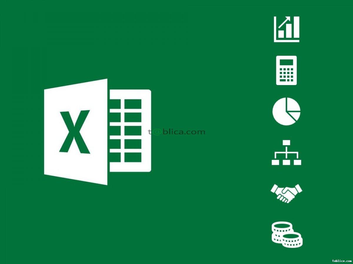 Raporty | Analizy | Szkolenia - Excel, Arkusze Google