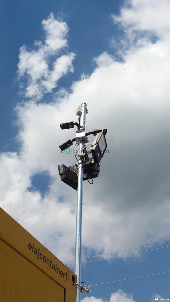 Automaty do bram, Szlabany, Monitoring, Wideodomofony