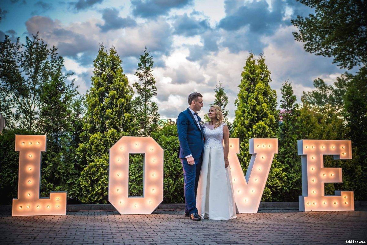 Ciężki dym pierwszy taniec na wesele love foto budka