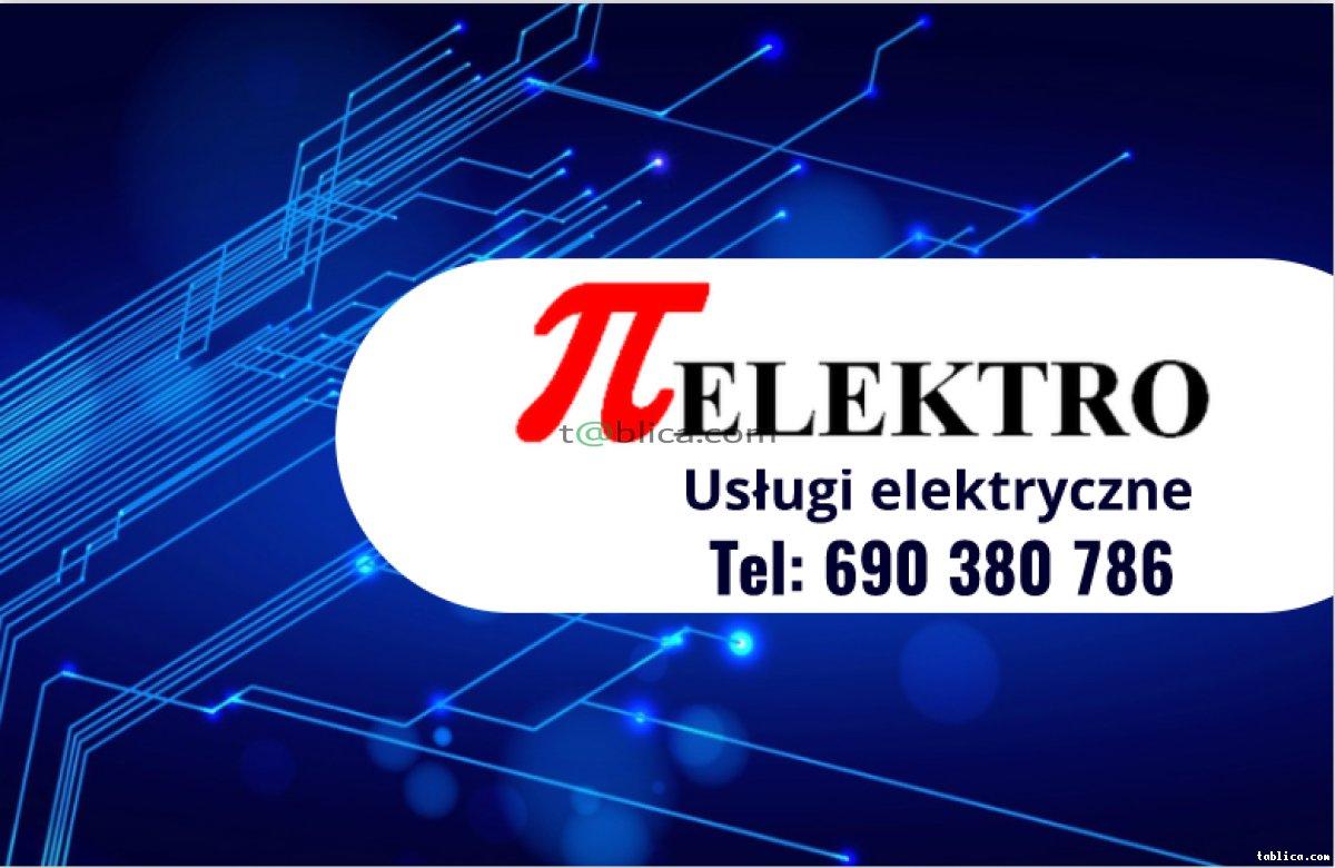 Elektryk, Usługi elektryczne, Instalacja elektryczna!