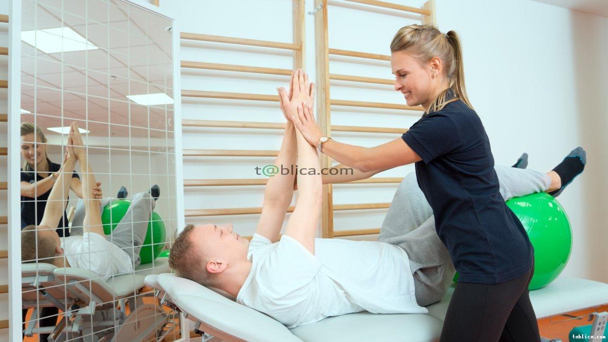 Rehabilitacja po udarze, wypadku, operacji