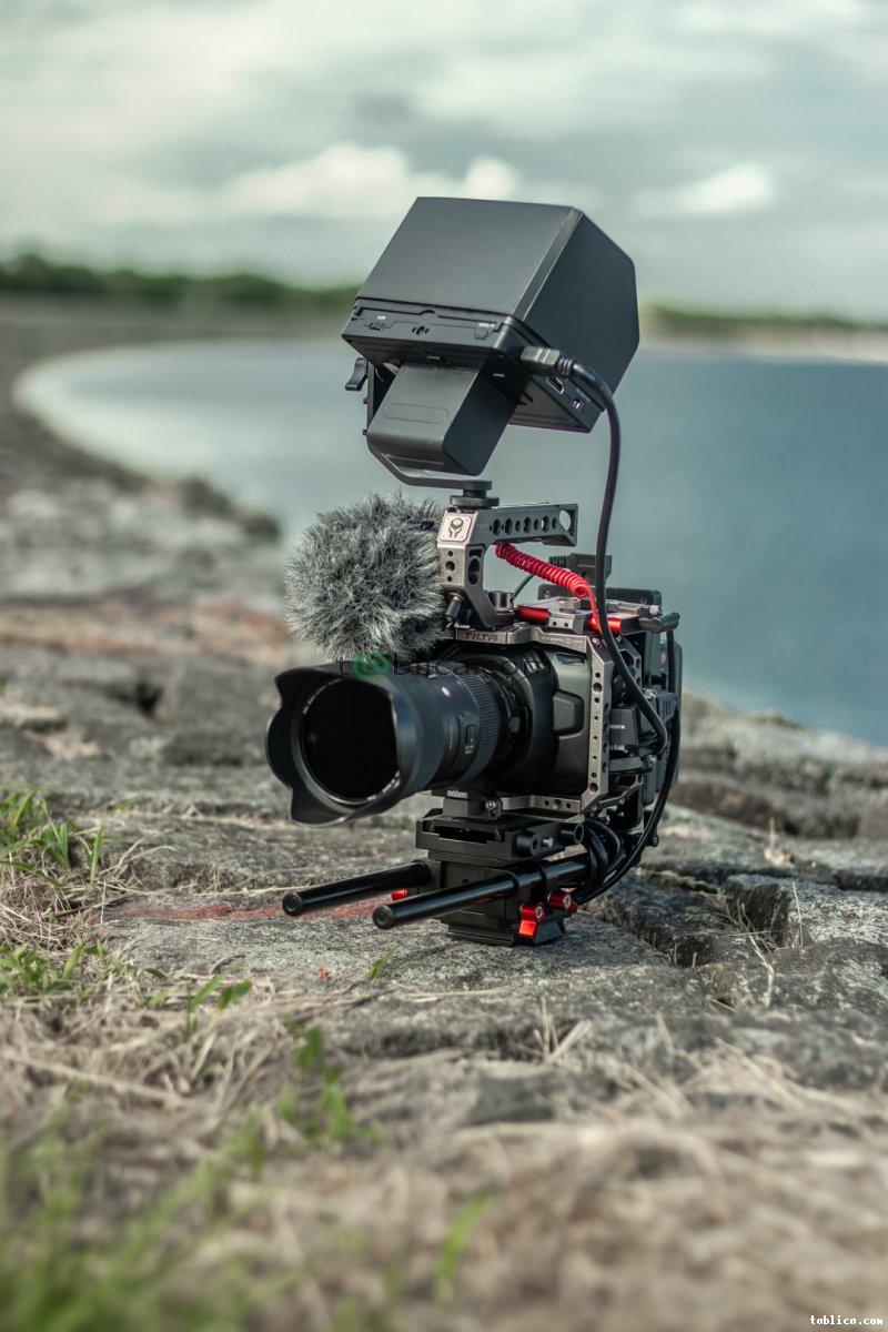 Wideo filmowanie w 4K | Produkcja filmów oraz zdjęć