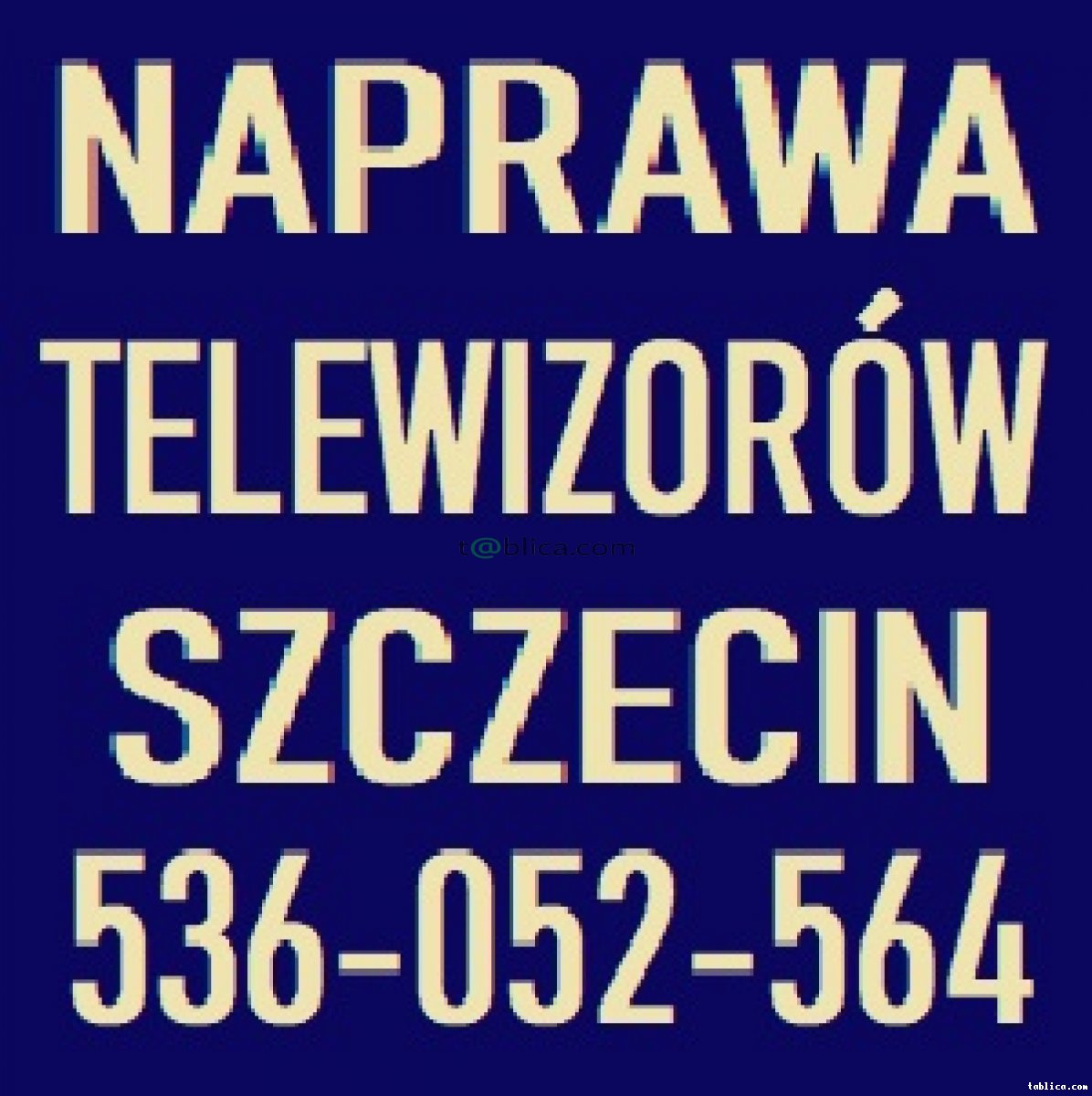 Naprawa Telewizorów Szczecin 536-052-564