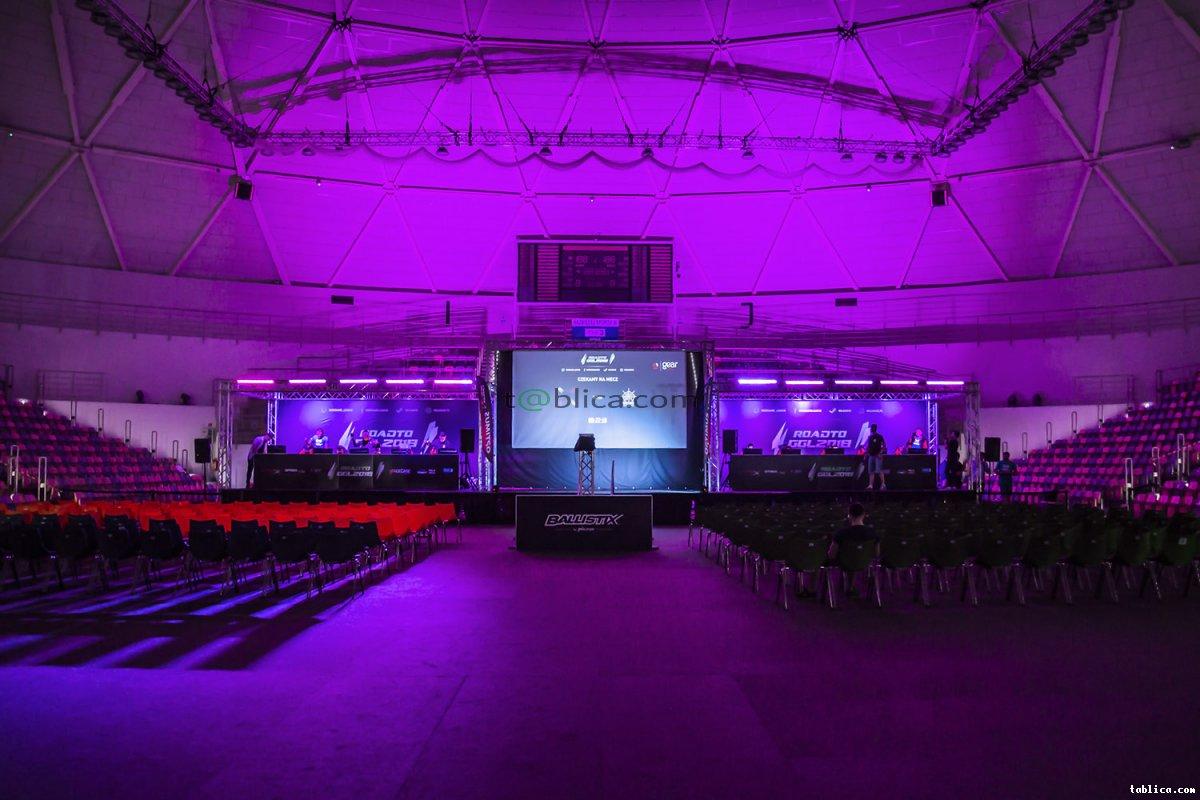 Budowa stoisk targowych Poznań, agencja eventowa