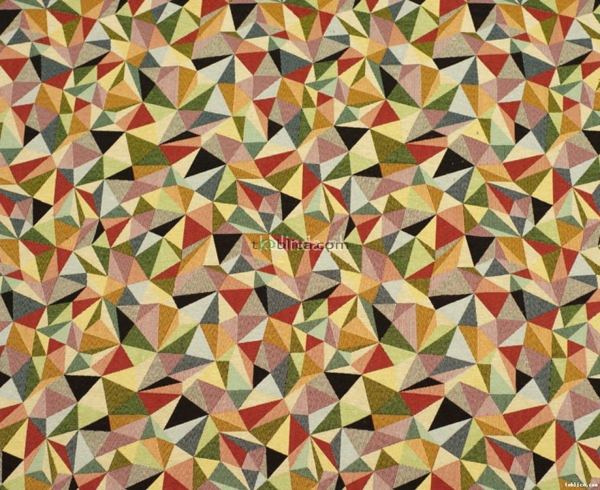 Triangle, materiał obiciowy, dekoracyjny