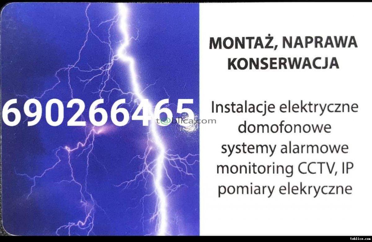 Usługi Elektryczne