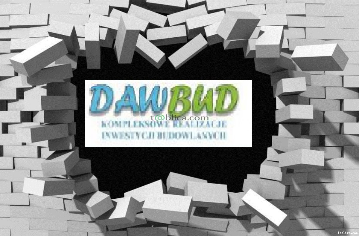 DAWBUD - Rozbiórka / Wyburzanie - Solidnie i niedrogo
