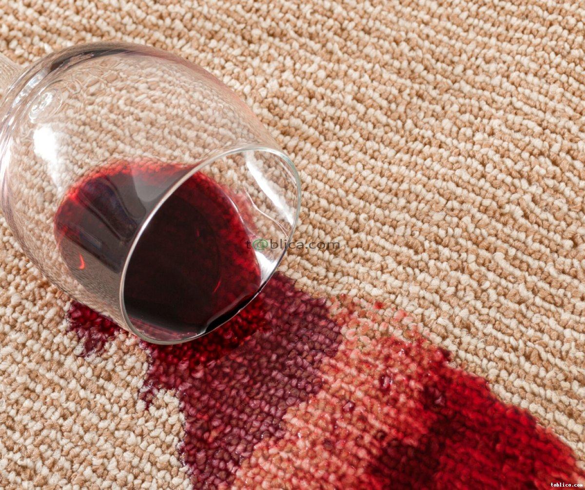 Czyszczenie dywanów na miejscu u klienta