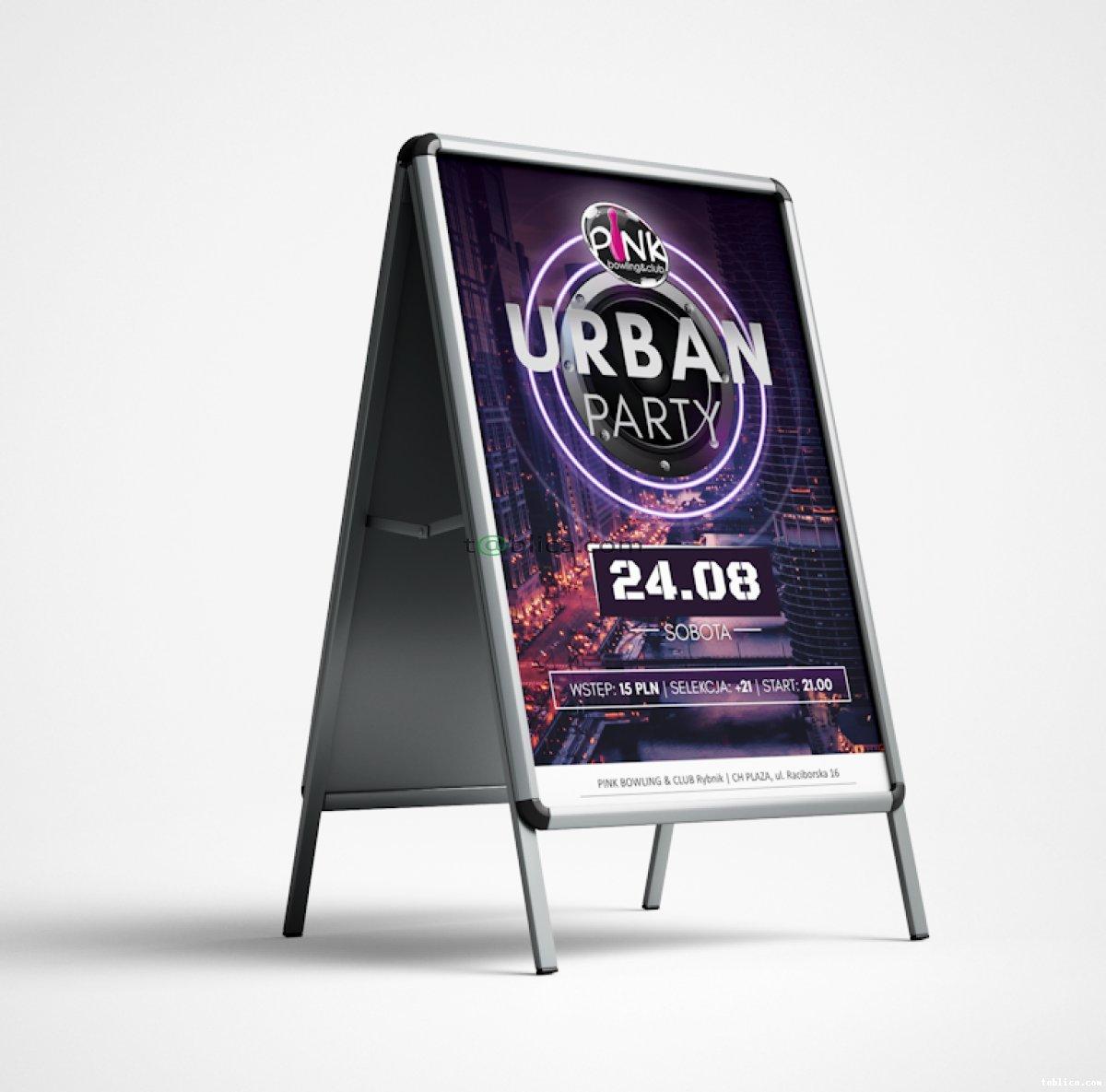 Plakaty, ulotki, grafiki na facebooka instagrama