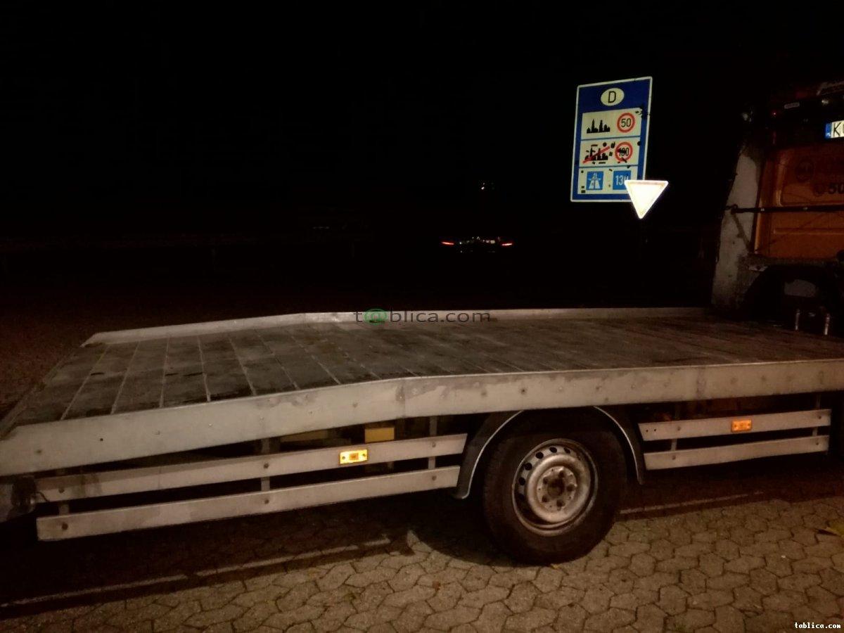 Autolaweta Chrzanów holowanie 24 h pomoc drogowa