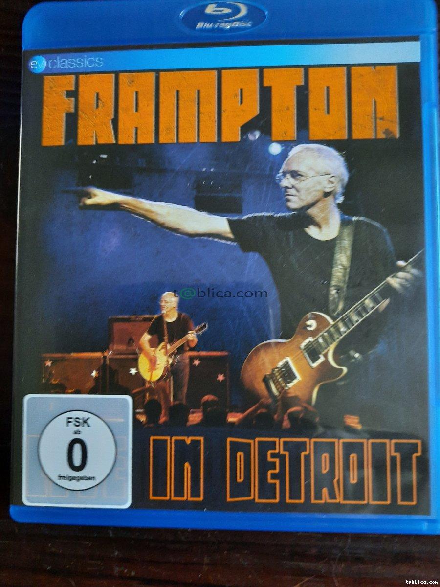 Sprzedam Koncerty Rockowe na płytach Blu Ray