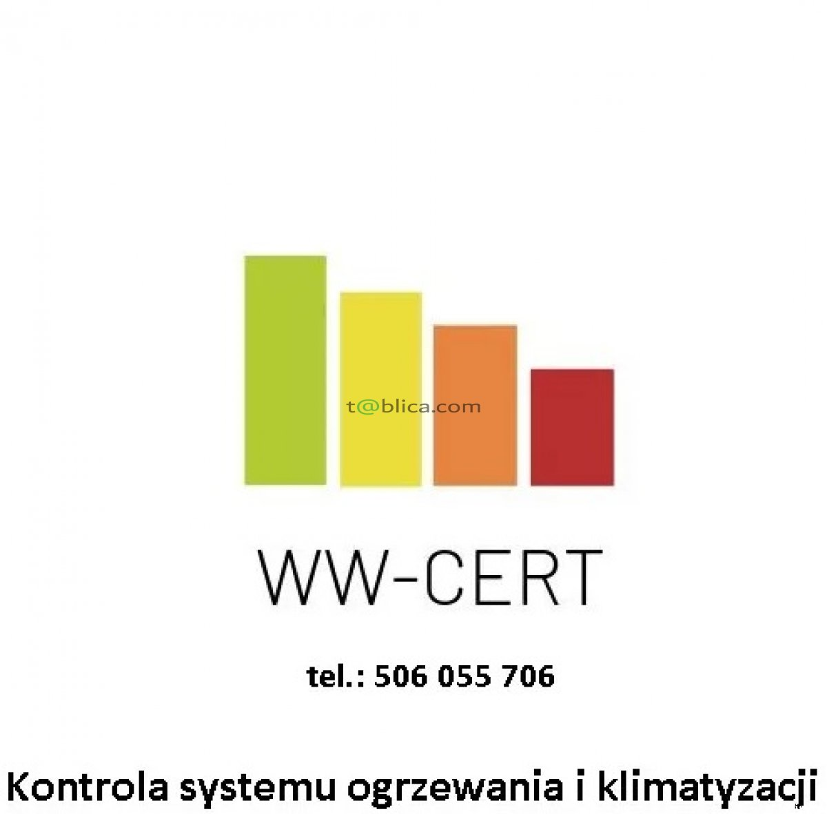 Kontrola systemu ogrzewania i klimatyzacji, Ocena