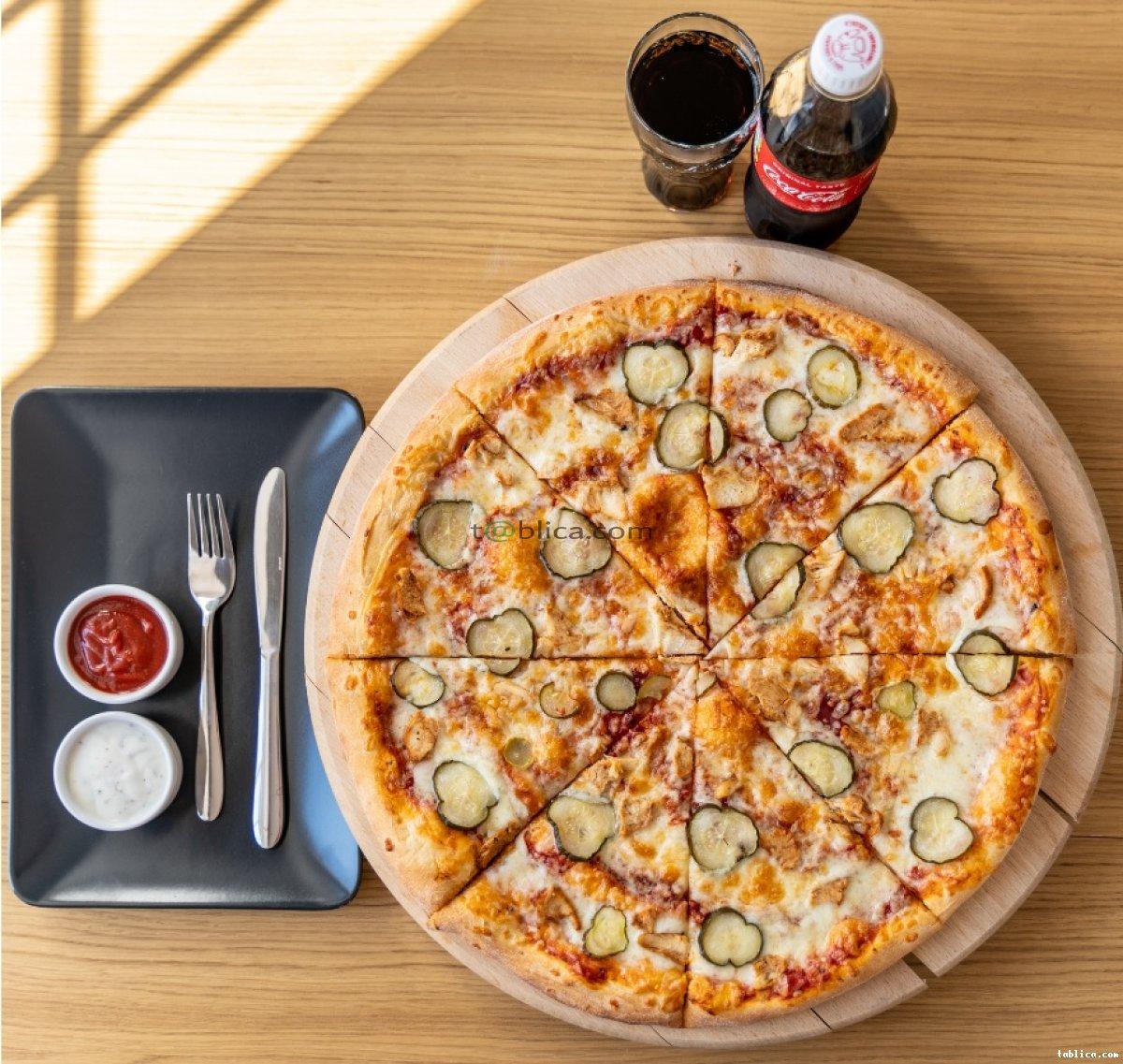 OFERTA NA START! franczyza - sieć pizzerii Gang Leona