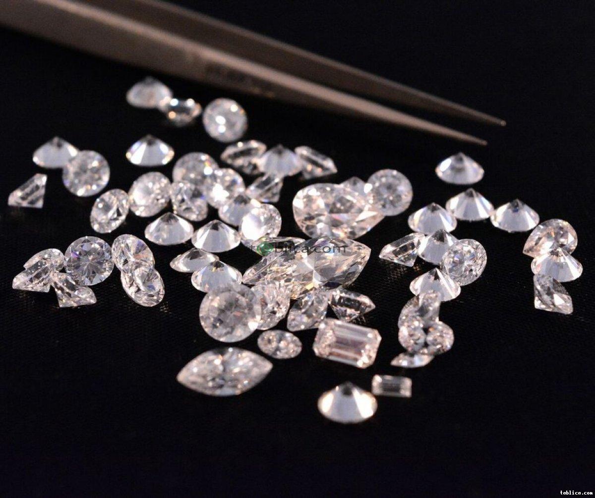 Przygotowanie diamentu do sprzedaży lub ubezpieczenia