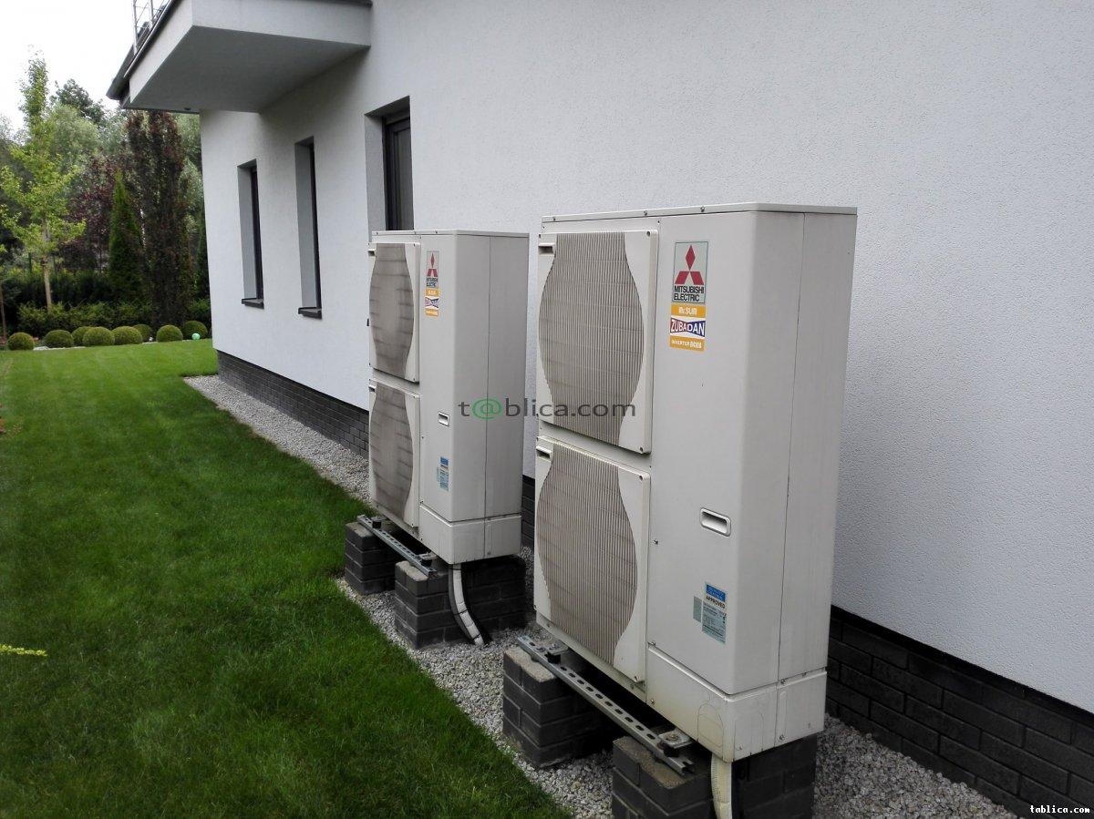 Pompy ciepła montaż, fotowoltaika, klimatyzacja