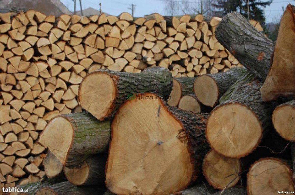 Drewno kominkowe opałowe Promocja
