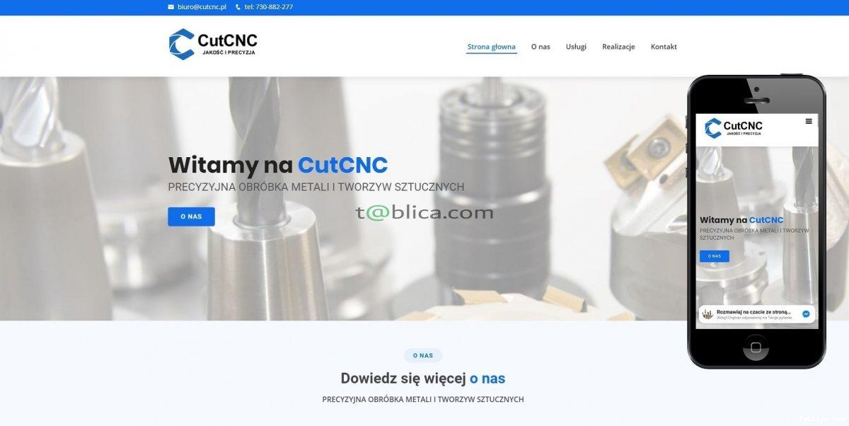 Strona internetowa www oraz sklepy dla firm.