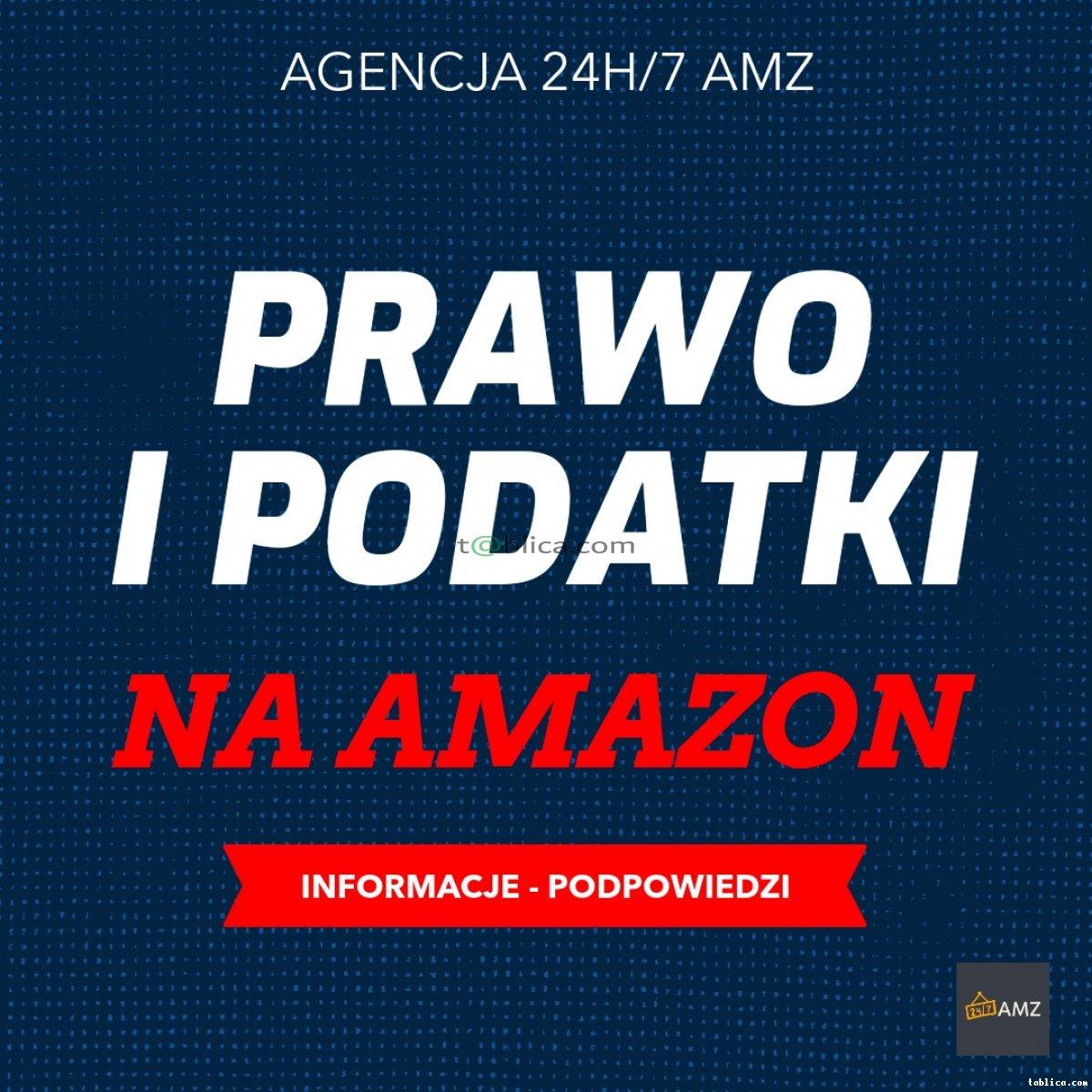 PRAWO I PODATKI NA AMAZONIE