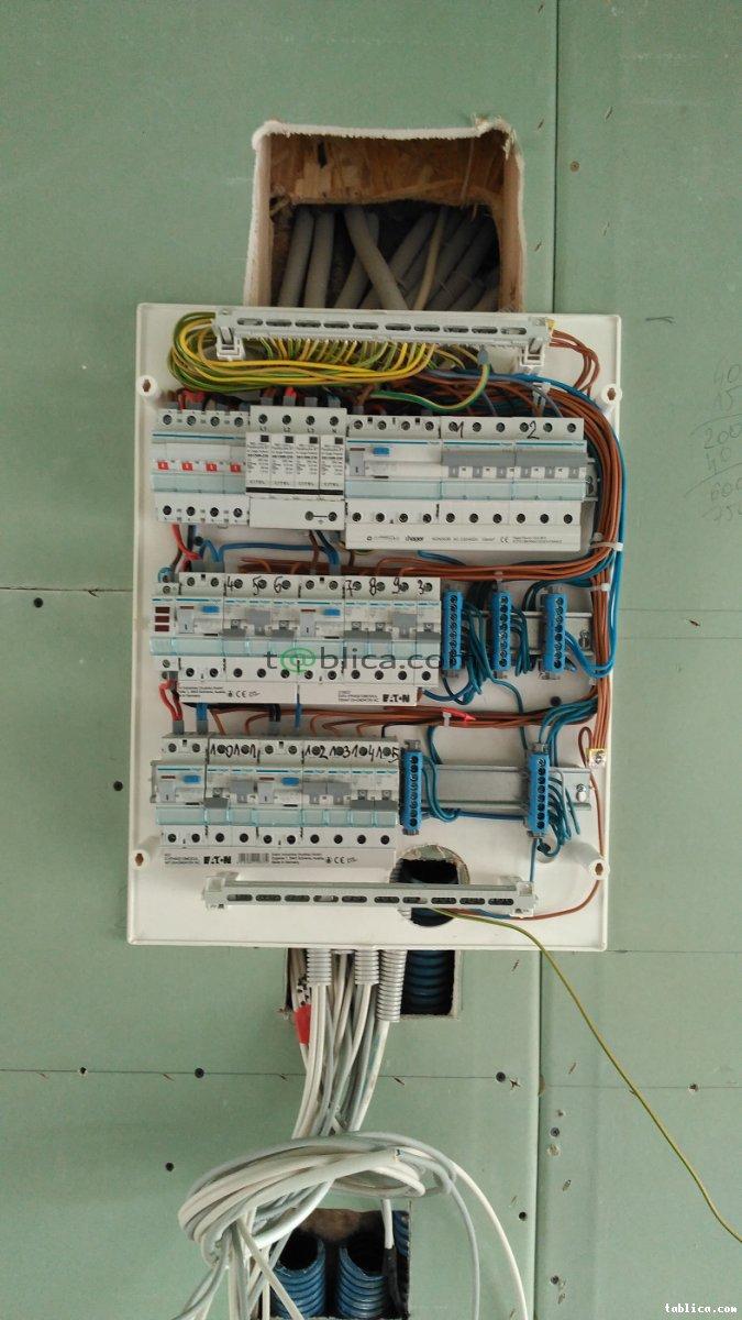 Elektryka montaż, przeróbki