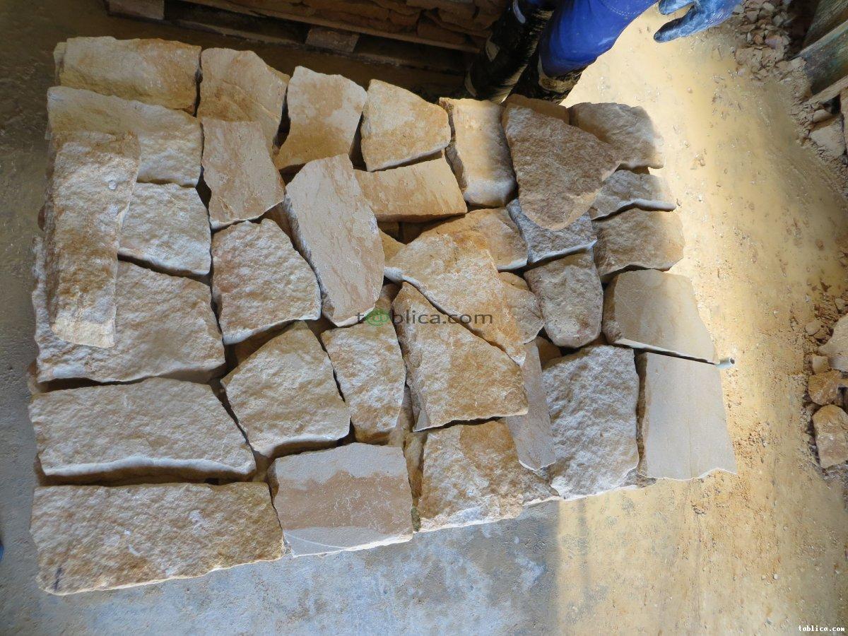 Kamień elewacyjny dekoracyjny ozdobny na dom ściany