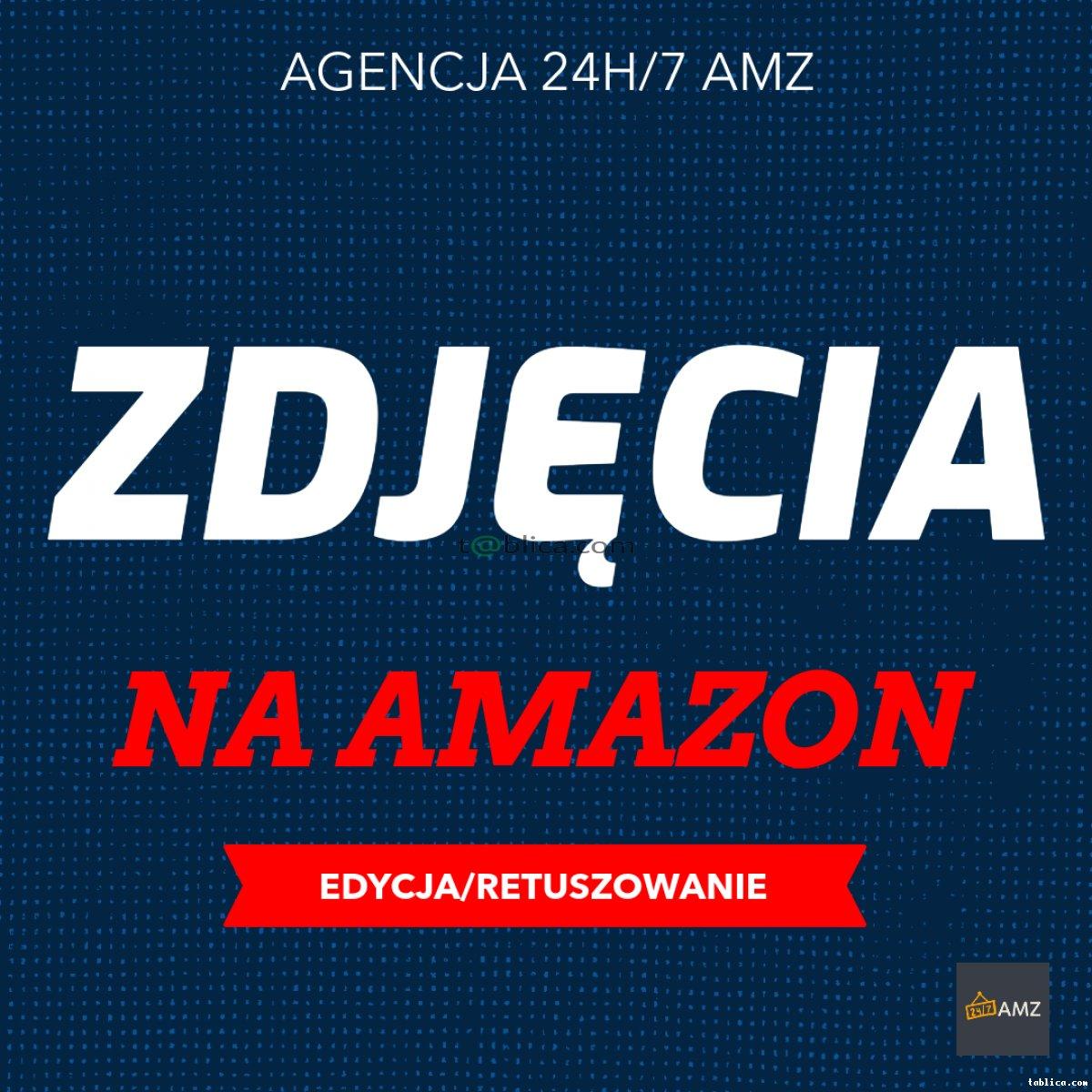 WSPARCIE W SPRZEDAŻY NA AMAZON