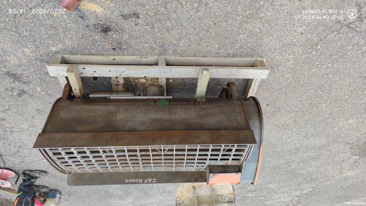 Mieszadło do betonu sprzedam
