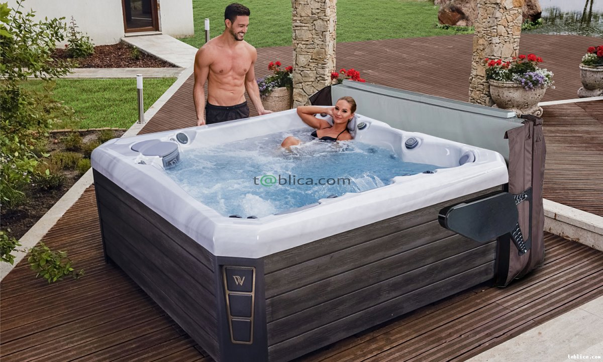 Podnośnik pokrywy CoverMate VANISH XL do JACUZZI SPA