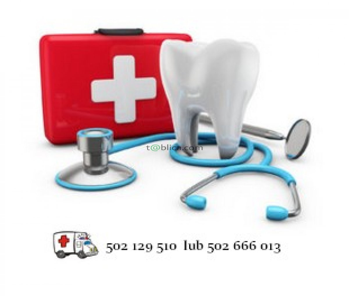 Prywatne pogotowie stomatologiczne PIŁA, KACZORY