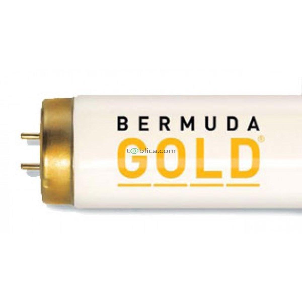 Lampa do solarium UV BERMUDA GOLD 1000 R 26/160