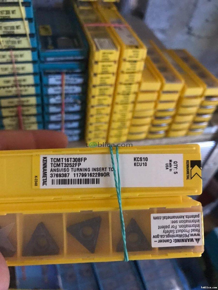 Płytki frezarskie R390 SANDVIK