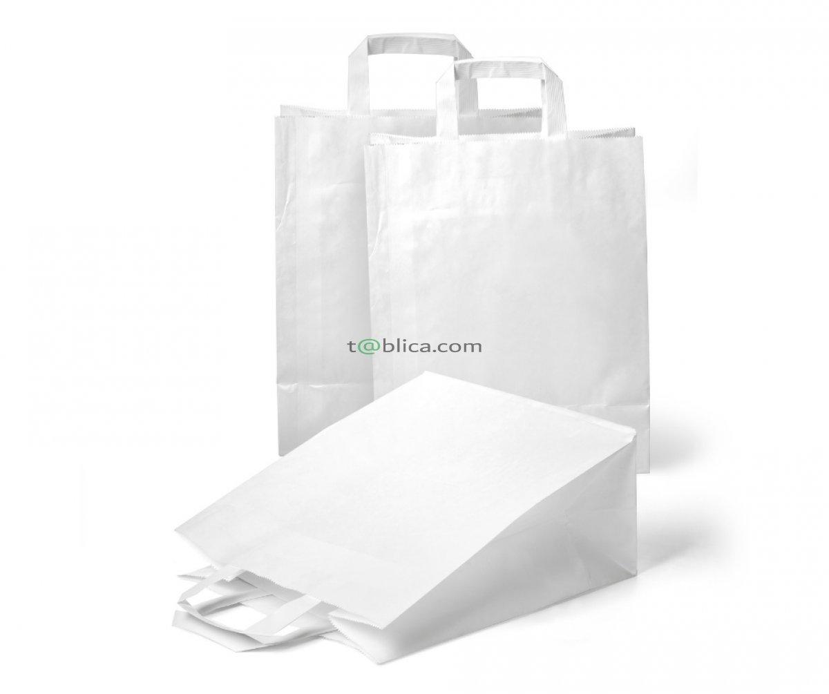 TORBA torebka papierowa 320x140x420 cm a'250 EKO